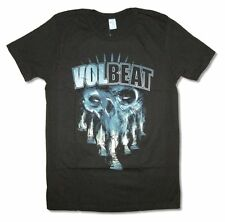 Volbeat Skull Gates Image Black T Shirt New Official Adult