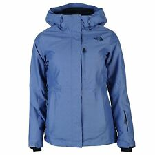 The North Face Womens Roselette Ski Jacket Waterproof Warm Mesh Top
