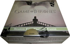 Game of Thrones Season 5 Factory Sealed Trading Card Box