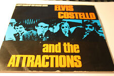 """ELVIS COSTELLO I Can't Stand Up For Falling Down Ex F Beat 1980 P/S 7"""""""
