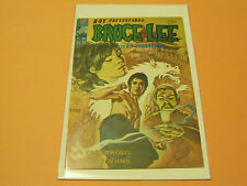 OLD RARE #43 BRUCE LEE MEXICAN COMIC-BOOK MARTIAL ARTS,HARD TO FIND