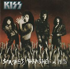 Smashes, Thrashes & Hits by Kiss (CD, Nov-1988, Universal...
