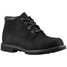 NIB Timberland Classic Nellie Black Color Leather Waterproof Women's boots