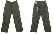 2 pair Carhartt 100272 Army Green Rugged Relaxed Fit Cargo Pant [CODS-272]