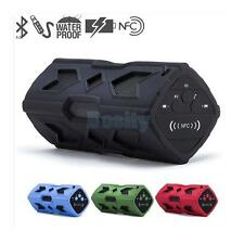 Bluetooth 4.0 Wireless NFC Super Bass Stereo Speaker for Tablet PC Smartphone