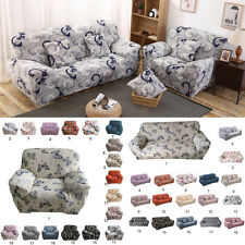 Universal 1/ 3-seater Sofa Slipcover Stretchable Protector Soft Couch Cover Fits
