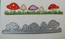 "*** ""Apple Blossom"" - MUSHROOMS / TOADSTOOLS - 1 Die - ***"