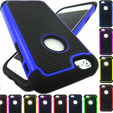for iphone 6s /6s plus Hybrid rubber Rugged matte soft sillicone case Hard cover
