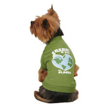 Choose Size - Casual Canine - Bark If You Love The Planet - Dog Puppy Shirt Tank