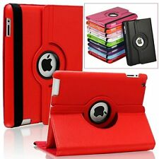360 Degree Rotation PU Leather Tablet Cover Case Suitable For Ipad mini 1/2/3 BH