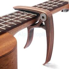 Capo – Quick Trigger Release for Acoustic & Electric Guitar Ukulele Accessories