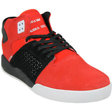 SUPRA Skateboard Shoes SKYTOP III RED-WHITE
