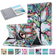 """360 Rotating PU Leather Auto Sleep/Wake Smart Cover Stand Case for iPad Pro 9.7"""""""