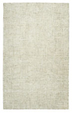 Rizzy Rugs Beige Contemporary Distressed Faded Monochrome Area Rug Solid BR349A