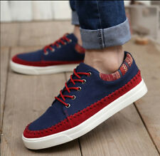 SALE New Mens Breathable Shoes Casual Lace Up Fashion Sneakers Walking Loafers