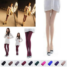 Sexy Women's Ladies Opaque Footed Hosiery Pantyhose Stocking Sock Tights