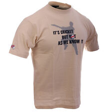 ECB Official Cricket Twenty20 It's Cricket T-Shirt All Sizes Available rrp £20