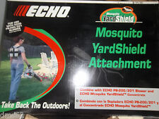 NEW ECHO MOSQUITO YARD SHIELD ATTACHMENT FITS HANDHELD BLOWERS OEM