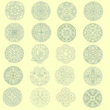 Celtic Quilt Circles Machine Embroidery CD-100 Designs by Anemone Embroidery