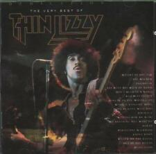Thin Lizzy Dedication - The Very Best Of CD album (CDLP) German 8481922