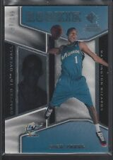 NICK YOUNG 2007/08 SP ROOKIE THREADS #47 RC ROOKIE 67/199 WASHINGTON WIZARDS $10