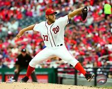 Stephen Strasburg Washington Nationals 2017 MLB Action Photo UB117 (Select Size)