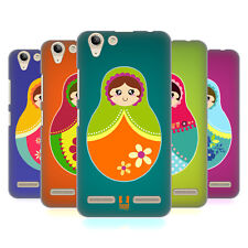 HEAD CASE DESIGNS NESTING DOLLS HARD BACK CASE FOR LENOVO VIBE K5