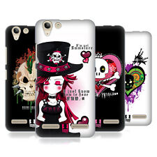 HEAD CASE DESIGNS PUNK COLLECTION HARD BACK CASE FOR LENOVO VIBE K5