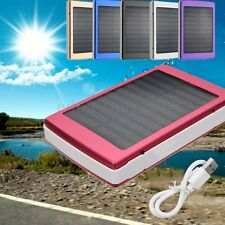 50000MAH SOLAR CHARGER POWER BANK DUAL USB PORTABLE SOLAR CHARGING FOR PHONE