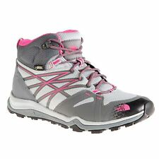 The North Face Womens Hedgehog GTX Mid Walking Shoes Laced Waterproof Breathable