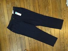New!  Charter Club Comfort Waist Relaxed Fit Navy Pants          $79.50