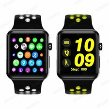 XGODY DM09Plus Bluetooth Smart Watch SIM Sport Phone Mate For Android iPhone iOS