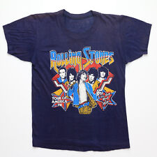 Rolling Stones Shirt Vintage tshirt 1978 It's Only Rock N Roll Tour Mick Jagger