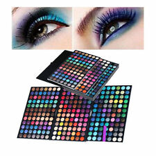 88/120/252 Color Eye Shadow Makeup Cosmetic Shimmer Matte Eyeshadow Palette HT