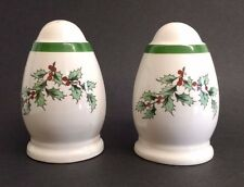 Spode Christmas Tree Salt & Pepper Cruet Set S3324 - Made in England Unboxed
