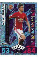 MATCH ATTAX EXTRA 2017 MAN OF THE MATCH AND HAT TRICK HER0 PICK CARDS MINT