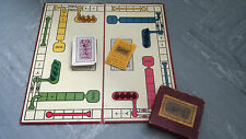 Original 1930's SORRY Vintage British Board Game Early Edition Complete
