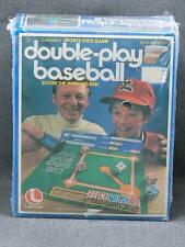 NEW SEALED LAKESIDE 1979 DOUBLE PLAY BASEBALL BOARD GAME NOS