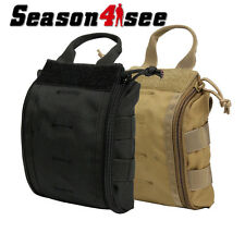 1000D Nylon Tactical Molle EMT Medical Pouch First Aid Utility Bag Survival Tool