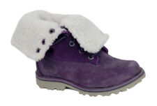 Timberland 6 Inch Waterproof Shearling Lined Lace Up Toddlers Boots