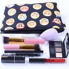 Large Travel Makeup Bag Pouch Organizer Cosmetic Purse Beauty Case Make Up Bags