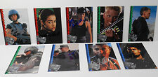 STARSHIP TROOPERS SIGNED TRADING CARDS LOT 32