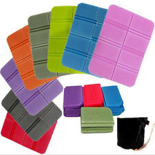 Folding Collasible XPE Plastic Cushion Mat Pad for Outdoor Camping Hiking Picnic
