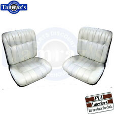 1965 Riviera Front Seat Covers Upholstery PUI New