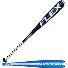 ANDERSON BAT COMPANY YOUTH 2017 FLEX SENIOR LEAGUE BIG BARREL-10 BASEBALL BAT