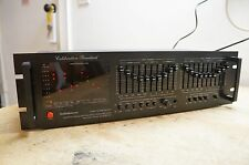 AudioSource EQ-ONE Series II Calibration Standard Graphic Equalizer