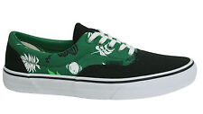 Vans Era Tropicoco Green Hawaiin Lace Up Unisex Canvas Plimsolls W3CEN7 Vans C