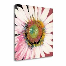 'Sunshine Flower I' by Leslie Bernsen Painting Print on Wrapped Canvas
