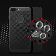 New Heat Dissipation Ultra Thin Matte Back Case Cover For iPhone 5 6 6s 7 Plus
