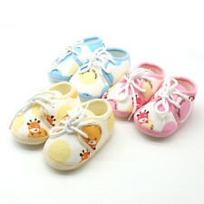 Baby Casual Cartoon Soft Sole Sports Toddler Baby Sneakers First Walkers Shoes